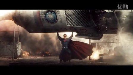 《蝙蝠侠大战超人:正义黎明》官方正式首款预告