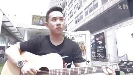 陈以桐 香港演唱会幕后视频