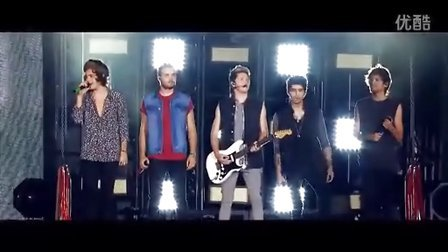 Midnight Memories-One Direction( 中英字幕)<Where We Are Tour 2014> (破碎☆新月制)