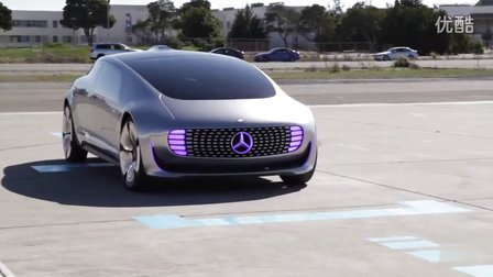奔驰概念车Ride in Mercedes's F 015 Driverless Car _ Molly Wood _ The New York Times