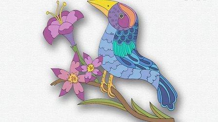 汉字演变—鸟