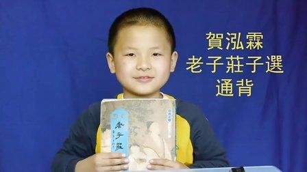 贺泓霖-老子庄子选-150425