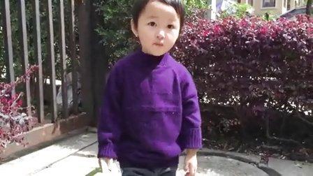 【昭尔茹悦】第22集从上往下织儿童(成人)套头双层圆领毛衣编织花样集锦