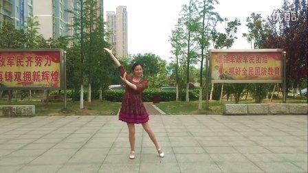 伍家岭好好广场舞--玉满中华
