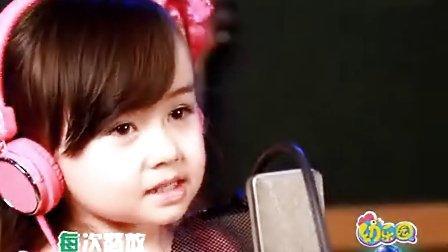 氧气混血小妞蔡舒雅——《春暖花开》唱醉天后