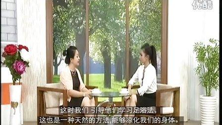 越南电视台报道霎哈嘉瑜伽