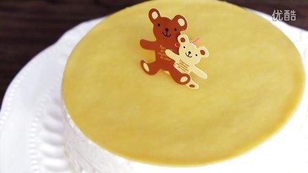 【 木木の小食光】千层榴莲蛋糕
