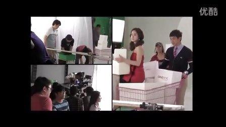Rain 金泰熙  网站广告花絮合集 111104