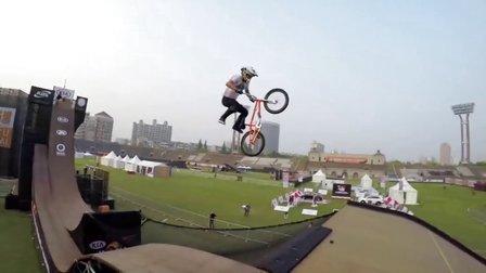 GoPro:极限单车腾跃赛预告