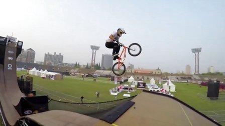 GoPro:Steve McCann轻松玩转腾跃台