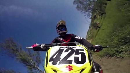 GoPro:Jarred Browne后院骑行