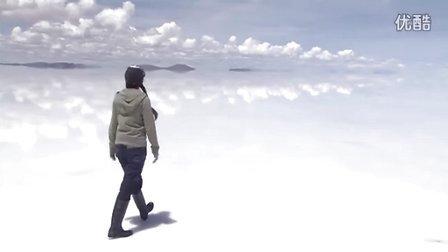 【藤缠楼】玻利维亚 天空之镜_2 - 日本NHK纪录片 乌尤尼盐沼_乌尤尼盐湖