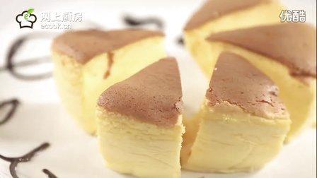 风靡一时的【轻乳酪蛋糕】做法--By网上厨房ecook