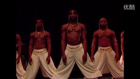 非洲传承舞集《萨纳加河》2007 <Les cliquetis du fleuve Sanaga>