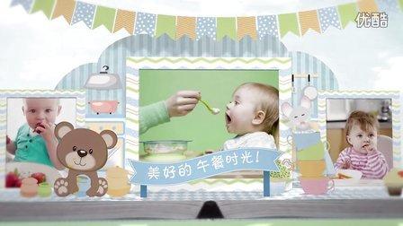 《宝宝相册专辑》专供手机照片宝宝儿童成长电子相册宝宝百天满月周岁视频制作生日MV