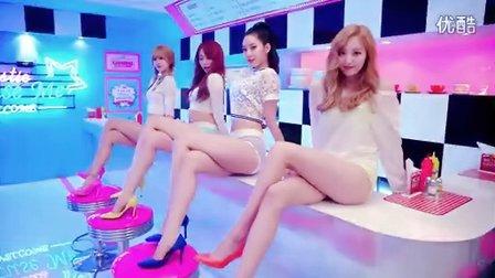韩国女团 [MV]美白修长大腿 BESTie(베스티) _ Excuse Me