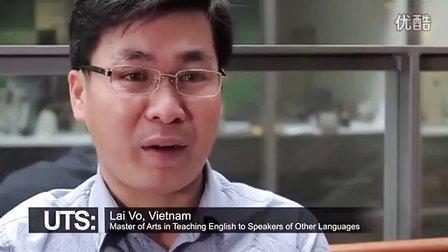 Testimonial Lai Vo, Vietnam- UTS 悉尼科技大学