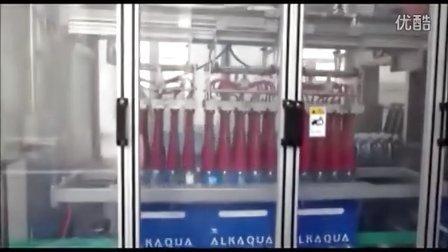 北京永创--饮料 瓶装水 装箱机 纸箱机