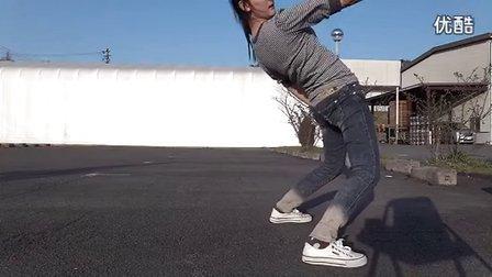 美腿美女跳舞