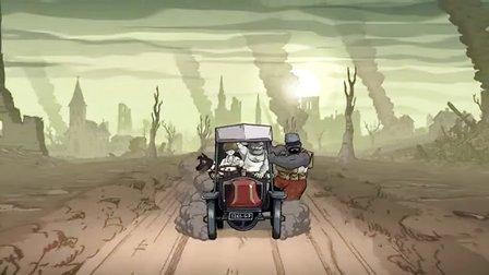 裴小峰单机游戏,勇敢的心世界大战,和小伙伴去战场上飙车(第二期)