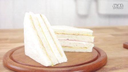 【大吃货爱美食】Cook Guide 台式三明治 150518