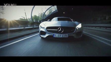 《梦,不言而喻》奔驰AMG GT