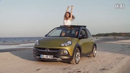 2015 欧宝 Opel Adam Rocks