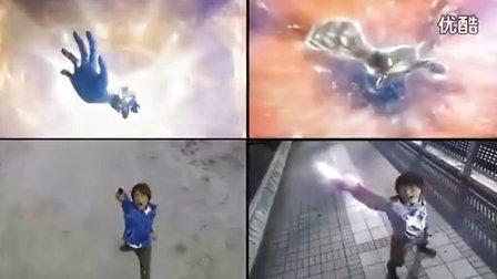 【ウルトラ江明制作】奥特曼超热血MV 通向光明的倒计时 中日字幕(未完成)