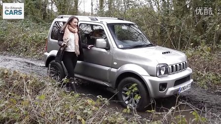2015 香蕉姐试驾评测铃木吉姆尼越野 Suzuki Jimny