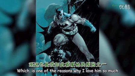 [中英字幕]【漫画角色简史】蝙蝠侠篇【哥谭重案组】