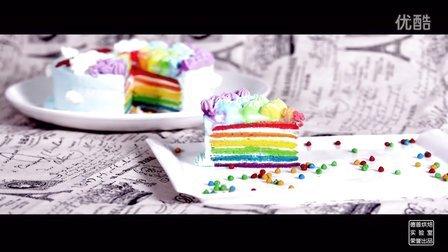 德普烘焙实验室 2015 彩虹蛋糕 12
