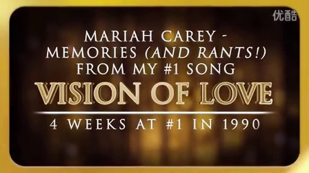"Watch the 'Memories (and Rants!)' of ""Vision of Love""!"