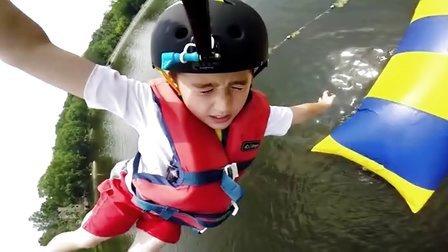 GoPro:夏日气垫跳水