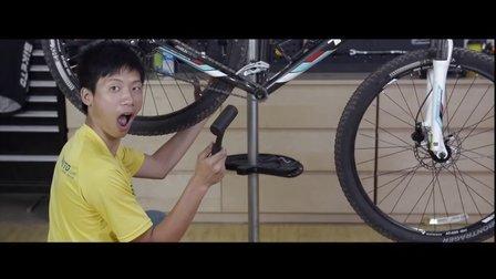 中轴保健操(上集)——《单车基械师》(第十四集)