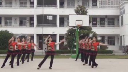 滁州 来安县 老年体协 柔力球代表队