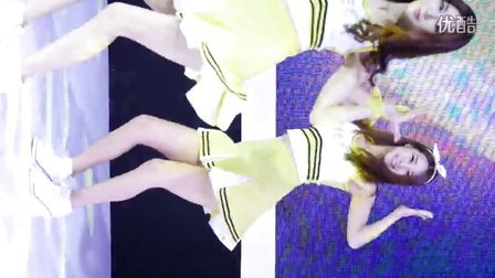 김현정 2015青岛车展 北京现代展台舞蹈