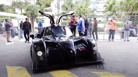 试驾2016 Radical RXC Turbo 500 INSANE(合法上路)