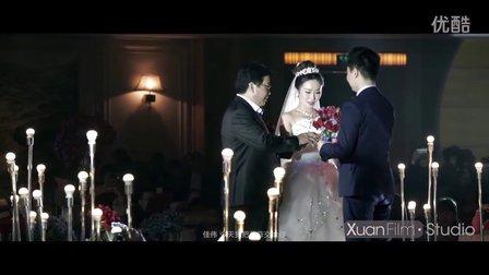 XuanFilm 婚礼微电影《选择》(太原婚礼跟拍 太原婚礼微电影)
