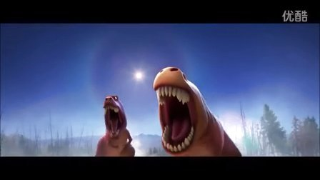 恐龙当家 首款中文字幕预告片 迪士尼皮克斯最新动画电影  - The Good Dinosaur Movie Trailer 2015  Pixar