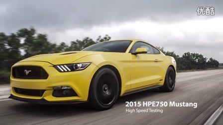 Hennessey改装 774马力 福特野马Mustang 创造334.5 km/h急速