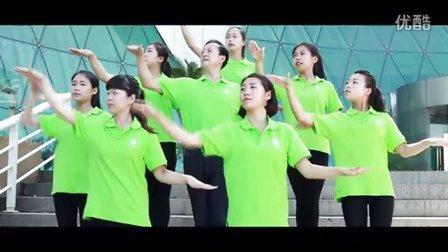高清麦田之歌——《小小的梦想》,新版手语舞蹈