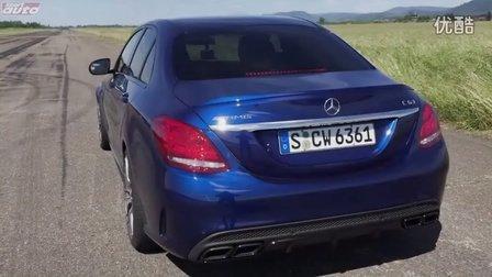 Mercedes-AMG C 63 0-297 km-h加速