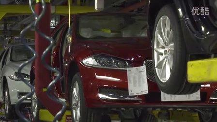 2015 全新捷豹Jaguar F-Type 英国工厂生产线生产实拍展示