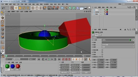 C4D学习基础课视频教程1 一款神奇的3D软件