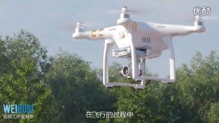 大疆精灵3专业版(DJI Phantom 3 Pro)使用飞行初体验[WEIBUSI 出品]