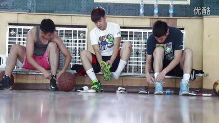 中国学生篮球帅哥球技超越NBA