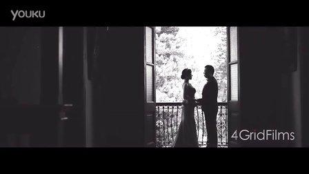 4GridFilms大影四格《有你就好》婚纱MV