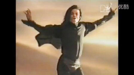 迈克尔杰克逊专辑【危险】1991年宣传广告