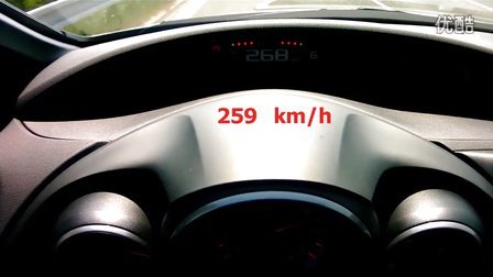 本田Honda Civic Type R 2015 0-260 km-h加速