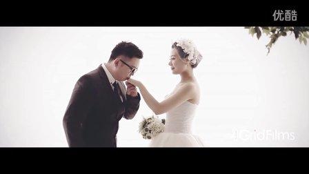 4GridFilms大影四格《有你就好》-婚纱MV